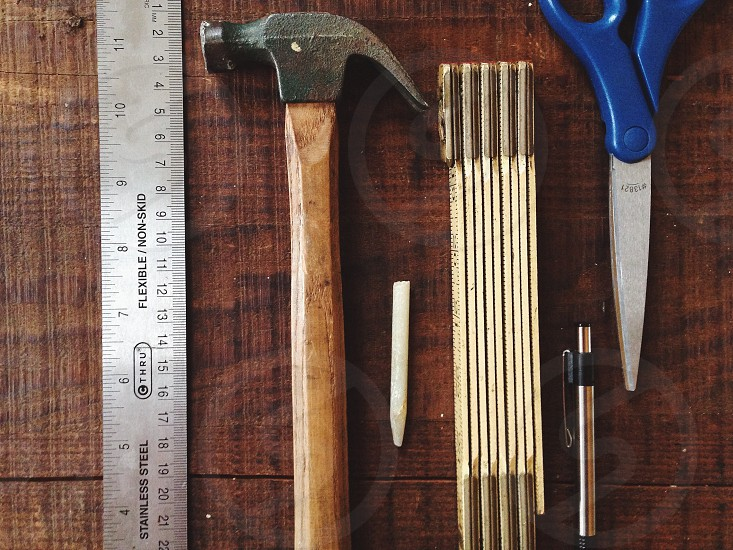 Assorted Hand Tools photo
