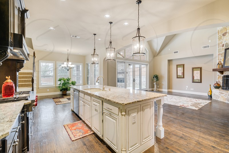 Real estate photography photo