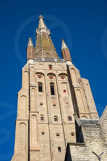 Church of Our Lady in Bruges photo
