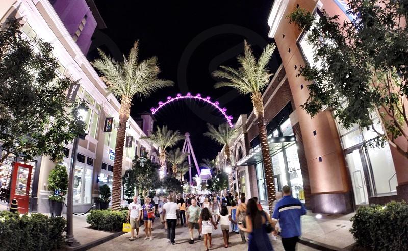 High Roller in Vegas photo
