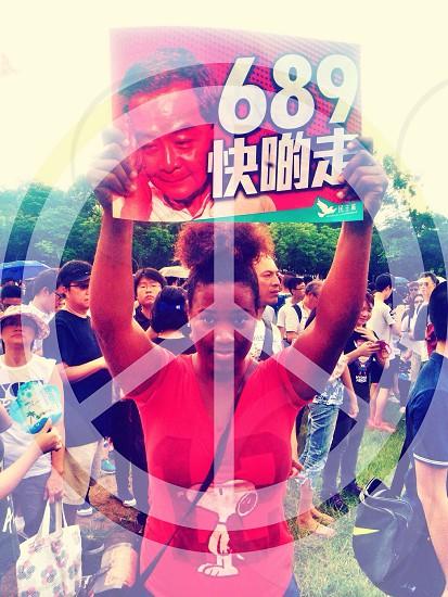 Hong Kong protests photo
