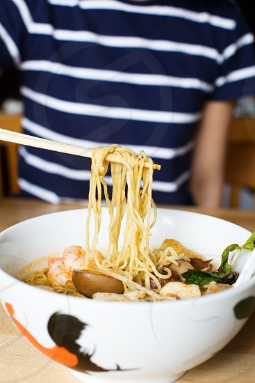 Serai chicago restaurant food malaysian food photo