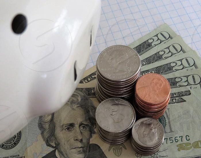Saving Money photo
