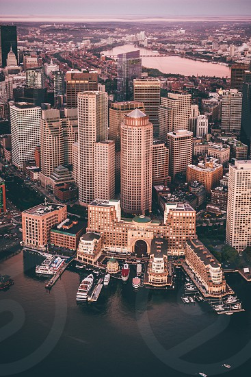 Boston is one of the most beautiful cities in the world photo