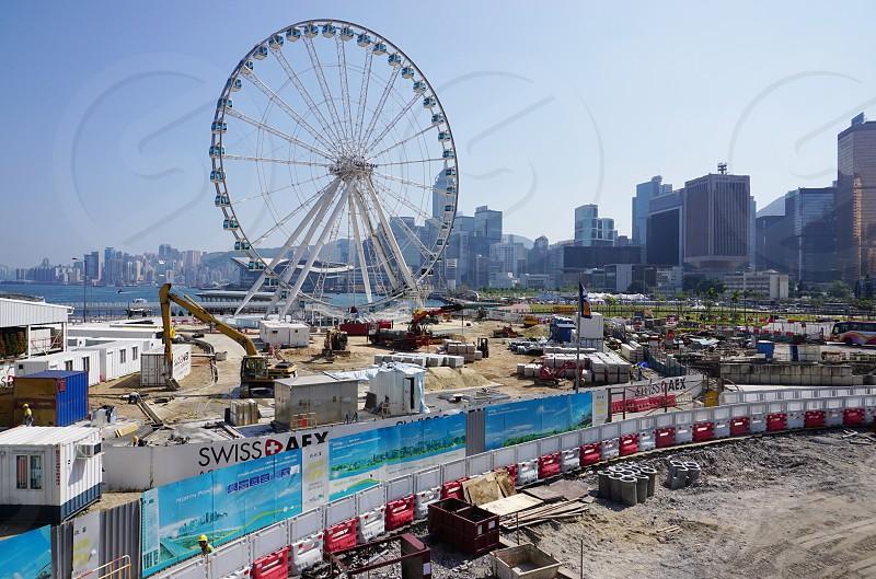 Hong Kong Observation Wheel Hong Kong photo