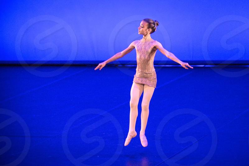 Female Ballet Dancer photo