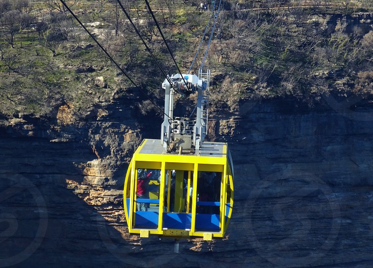 Katoomba Scenic World - City of Blue Mountains New South Wales Australia photo