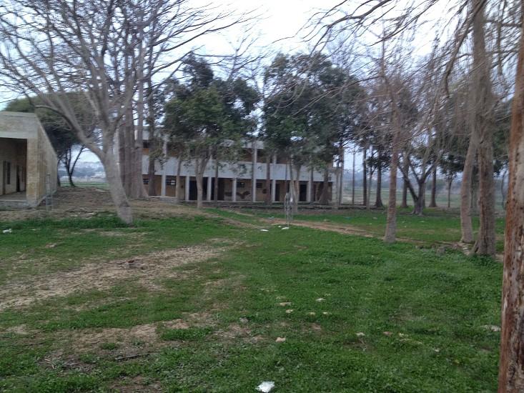 Kharak high school. Mirpur Azad Kashmir photo