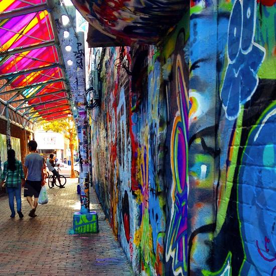 Central Square Cambridge MA photo