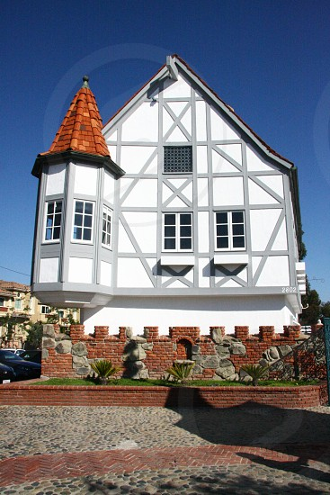 Tudor-style Architecture photo