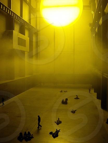 Tate Modern London  photo