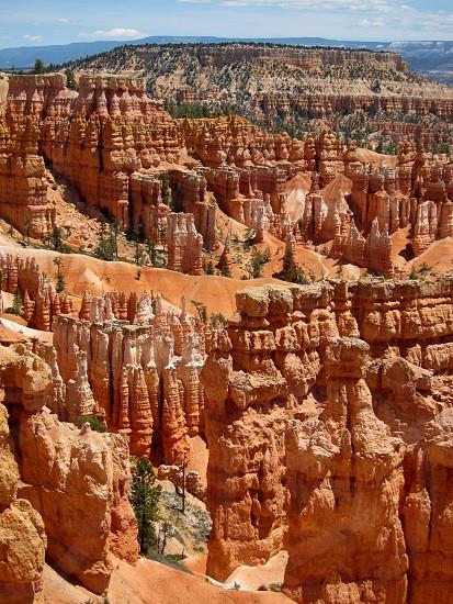 Bryce Canyon Amphitheater Utah photo