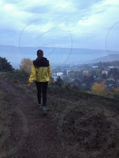 Run〰 активный отдых〰 горы photo