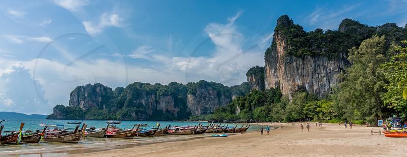 Railay Beach Thailand photo