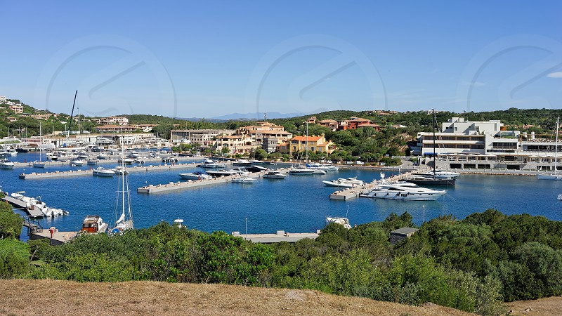 The Marina at Porto Cervo photo