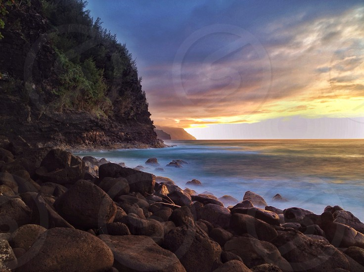 view of sunrise photo