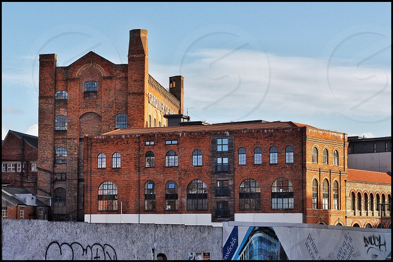 Building buildings architecture house Bristol travel city  cityscape day sky old school commercial industrial outdoor  photo