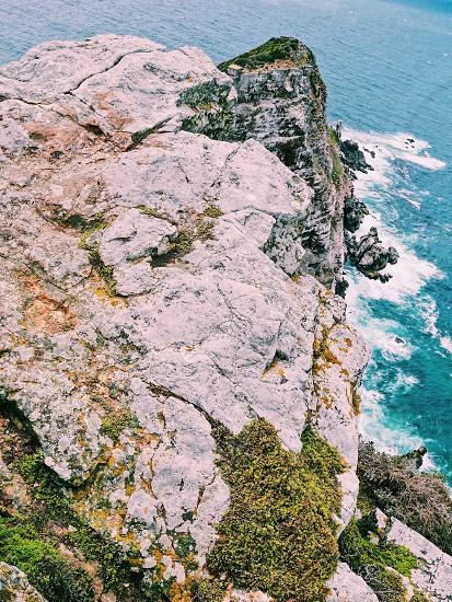 Cape of Good Hope South Africa sea Atlantic  Ocean  photo