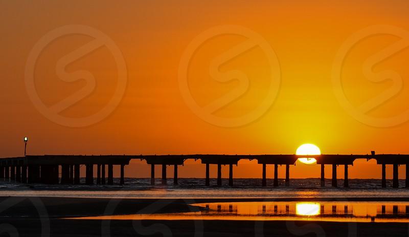 Sunrise at Egypt photo