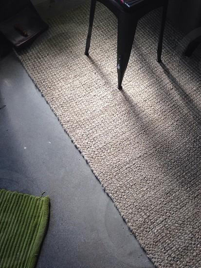 Simple lines soft light. photo