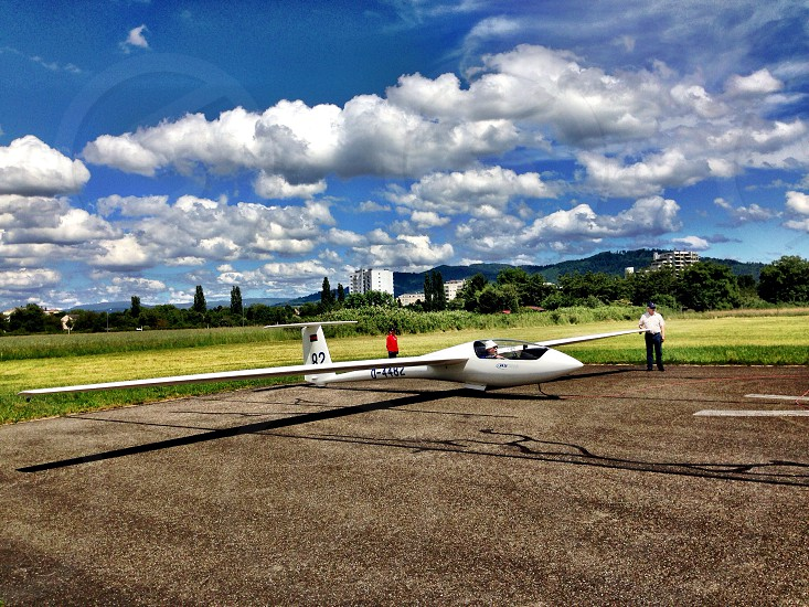 LisAm ready to fly plane hobby  photo