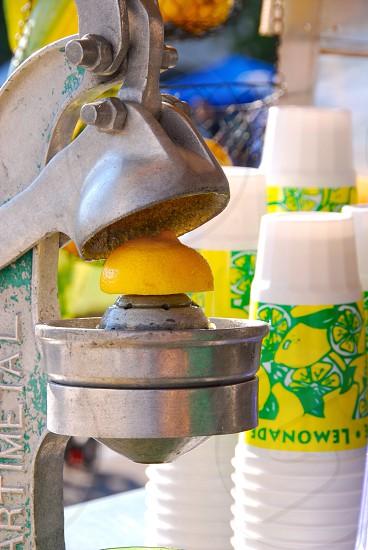 Fresh Squeezed Lemonade photo