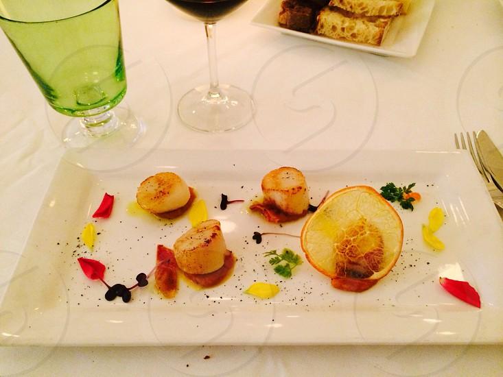 Bianca 's restaurant in Milan  photo