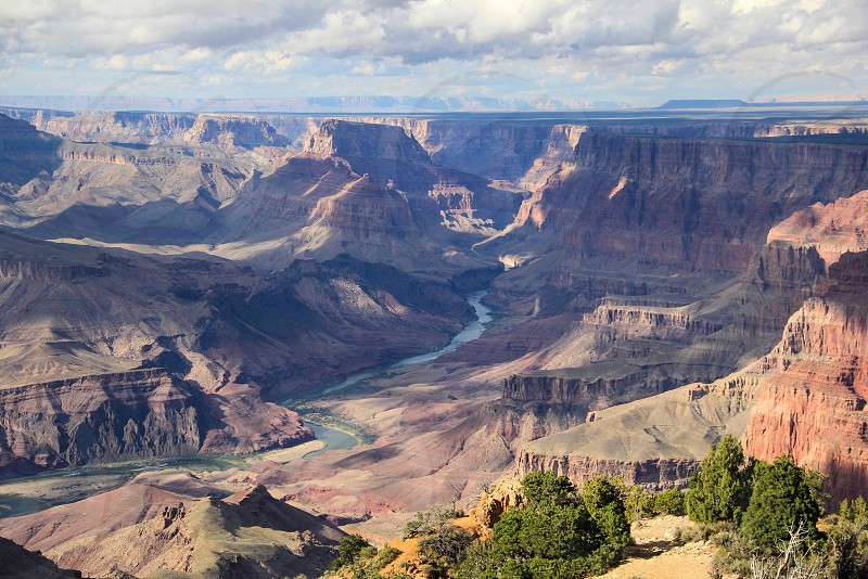 Add keywords separated by comma or semi-colons Grand Canyon national park parks nature Arizona Colorado river river  photo