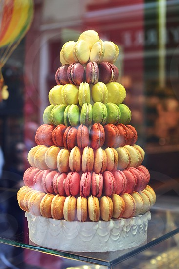 Macaroons in Europe photo
