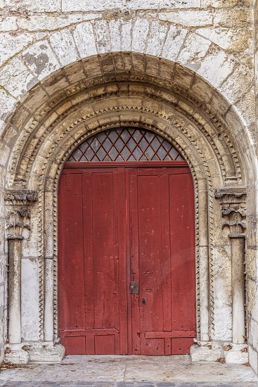 Chartres Cathedral´s door photo
