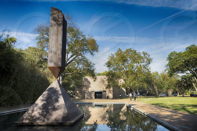Rothko Chapel in Houston TX  photo