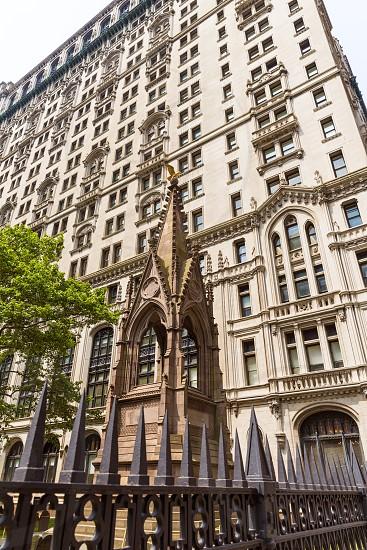 Trinity Church Manhattan New York City US photo
