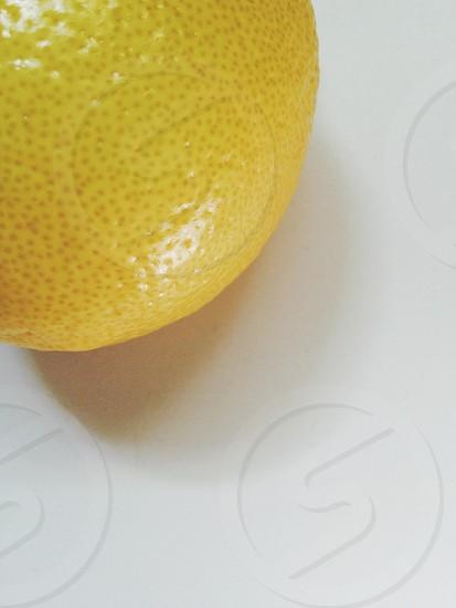 yellow lime photo