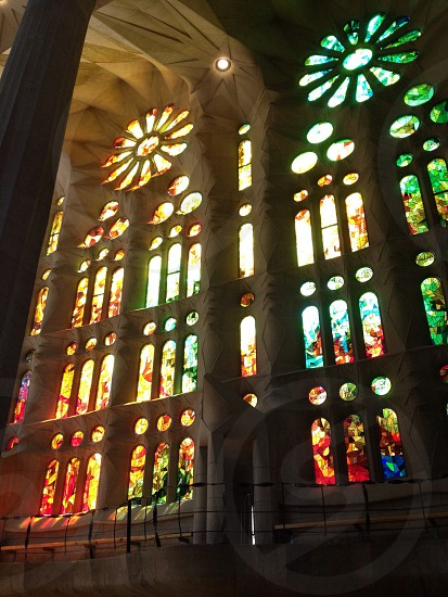 La Sagrada Familia Barcelona Spain photo