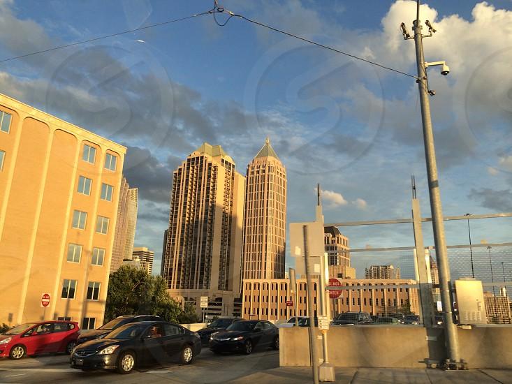 Street view of Atlanta  photo