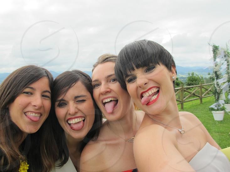 wedding of a friend photo