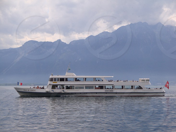 Montreux Suisse photo