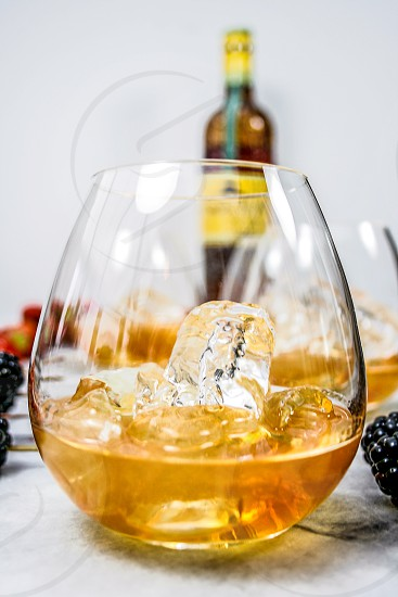 Fruit cocktail  photo