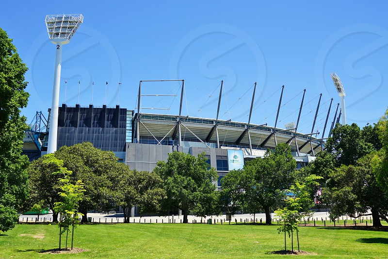 Melbourne Cricket Ground - Melbourne Australia photo