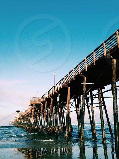 Oceanside Pier - Oceanside Ca photo
