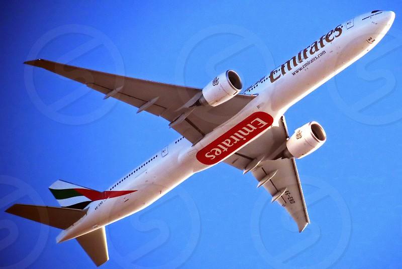 Emirates Airlines Boeing 777-300ER photo