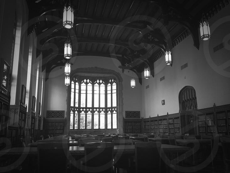 University of Oklahoma library  photo