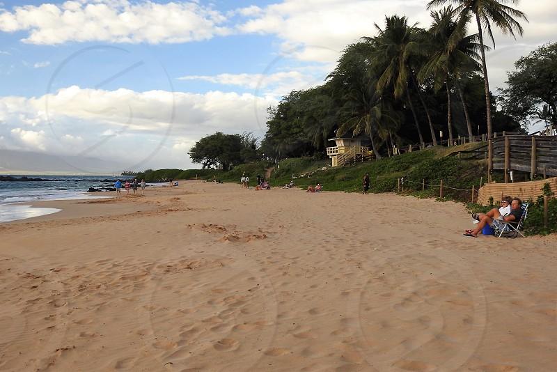 Kamaole Beach III          photo