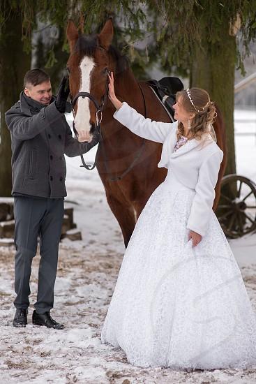 Wedding day photo