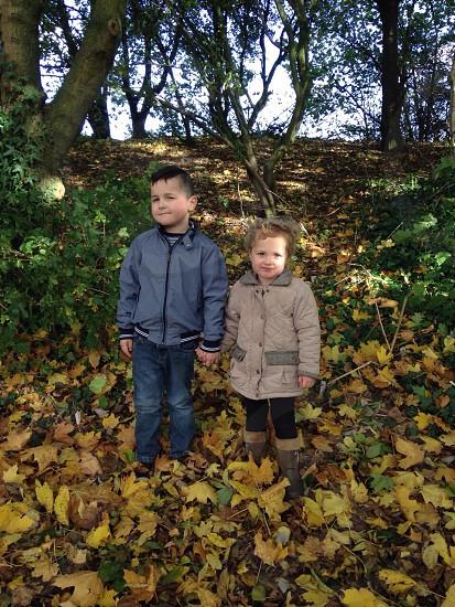 My Children #Autumn photo