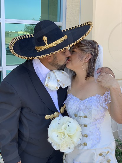 Wedding married Mexican wedding to have and to hold happiness photo