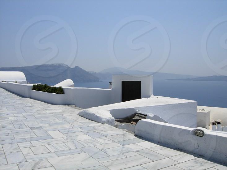 Ia Santorini Greece photo