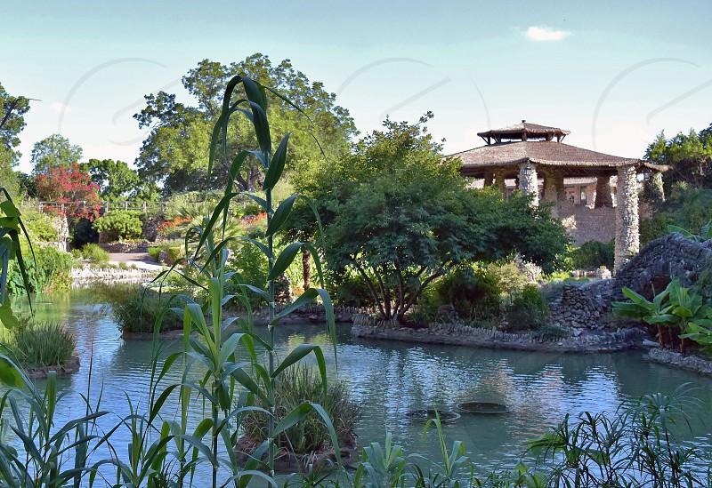 Japanese Tea Garden San Antonio Texas photo