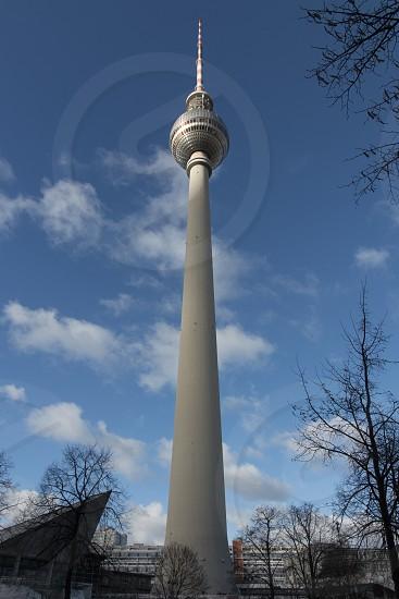Alexanderplatz - Berlin with TV Tower photo