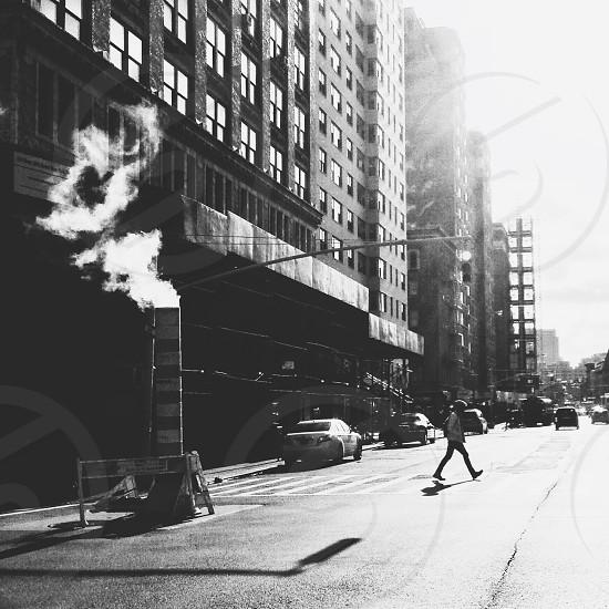 city street  photo